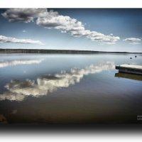 Суходольское озеро. :: Sasha Bobkov