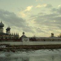 Успенский монастырь :: Сергей Кочнев
