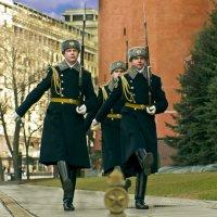На страже :: Валерий Ходунов