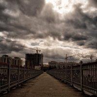 Буря мглою небо кроет ... :: Роман Шершнев