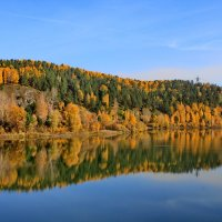 Осень дарит нам волшебную сказку :: Галина