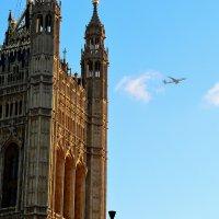 Будни Лондона :: Александр Кокоулин