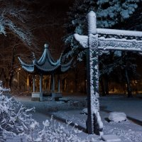 Зимний вечер :: WASS LV