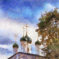 храм св. Михаила :: Михаил Николаев