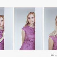 Портрет :: Алена Шпинатова