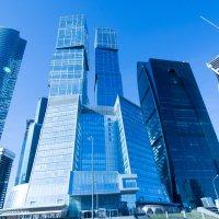 самой высокое здание Европы :: Денис Шевчук