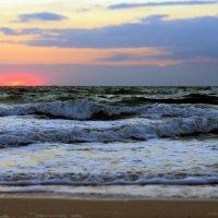 море в миниатюре :: Андрей Лисий
