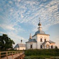 Вечер в Суздале :: Андрей Иванов
