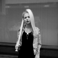 Портрет с битой :: Денис Krueger