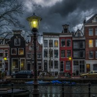 Амстердам :: Николай