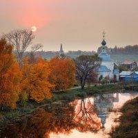 Как упоительны в России вечера... © :: Александр Никитинский