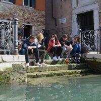 Венецианская молодежь :: Екатерина Мальчикова
