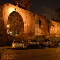 Ночной Рим :: Екатерина Мальчикова