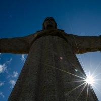 Статуя Иисуса Христа в Алмаде :: Alexey Bogatkin