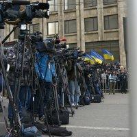 Марш и митинг за мир, 15.03.14 На линии :: Николай Алексеев