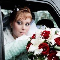Невеста и букет :: Роман Мякин