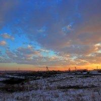 Солнце встаёт! :: Kassen Kussulbaev