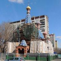 Старообрядческая церковь Тихвинской иконы Божией Матери Тихвинской общины :: Александр Качалин