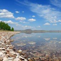 Отдых на озере Белё, Хакасия :: Галина