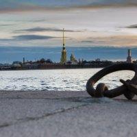 Причальное кольцо... :: Владимир Горубин