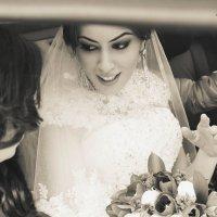 в свадебной суете :: Ася Жилясова
