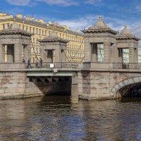 Санкт-Петербург, Фонтанка, мост Ломоносова. :: Александр Дроздов