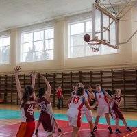 баскетбол :: Сергей Старовойт