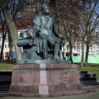 Памятник А. С. Пушкину. Минск. :: Nonna