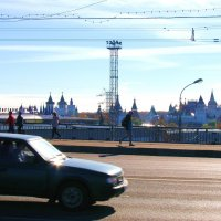 Городской пейзаж. :: Владимир  Зотов