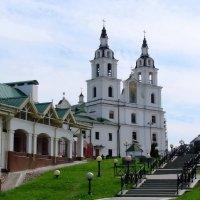 Минск.Кафедральный собор Сошествия Святого Духа :: Владимир Гилясев