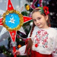 На Різдво Христове :: Светлана Лагутина