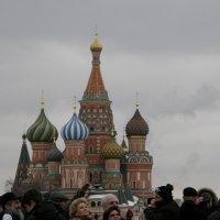Москва :: Наталья Василькова