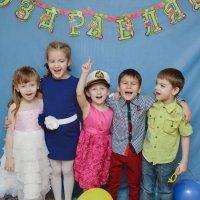 День рождение-веселый праздник! :: анна миронова