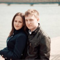 Виктор и Юлия :: Alina Golovkova