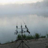 Утро в рыбацкой деревне :: Елена S