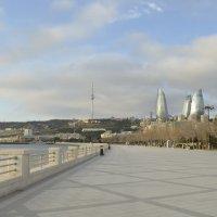 Бакинский бульвар :: Джейхун Мамедбейли
