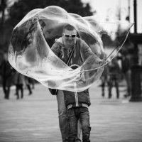 Мыльные пузыри 2 :: Павел Гриценко