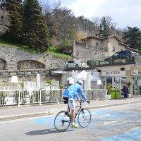 Велосипедист, Сан-Марино :: Екатерина Мальчикова