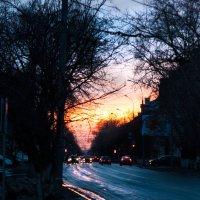 Еще один закат :: Роман Титов