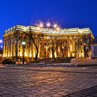 Киев. Министерство иностранных дел Украины :: Андрей Зелёный