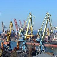 Одесский порт :: Юлия Заря