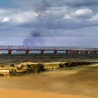 Мост через реку :: Павел