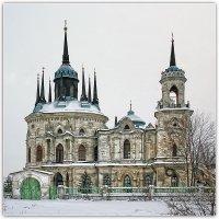 Владимирская церковь (Быково) :: Александр Назаров