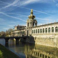 Дворец Цвингер. Дрезден :: Александр Лядов