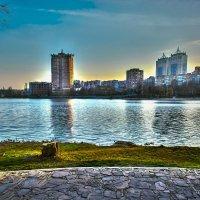 Мой любимый Донецк :: Дарья Довгопольская