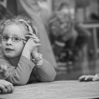 О чем говорят английские дети трех лет? :: MVMarina
