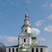 Церковь Святых Отцов Семи Вселенских Соборов :: Александр Качалин