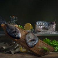 С рыбой дорадо :: Светлана Л.