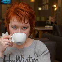 В кафе :: Артур Овсепян