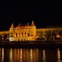 Ночной Будапешт :: Александр Антонович